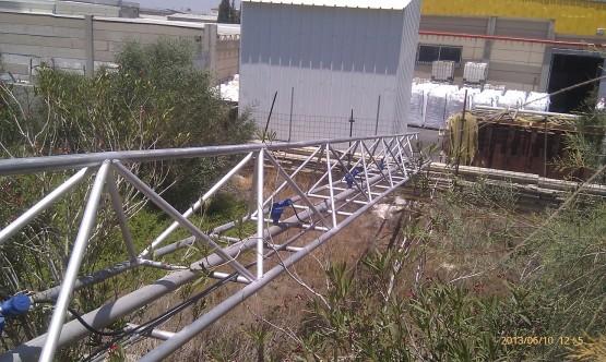 גשר שינוע פנאומטי