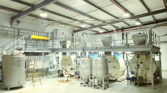 ה אולם הייצור